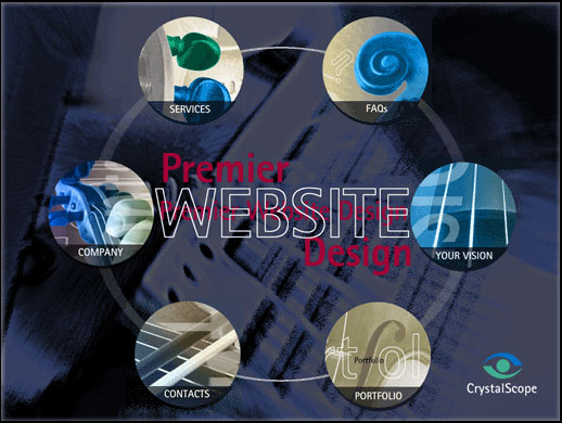 CrystalScope Home Page